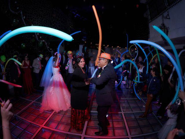 La boda de Jorge y Nallely en Xochimilco, Ciudad de México 28
