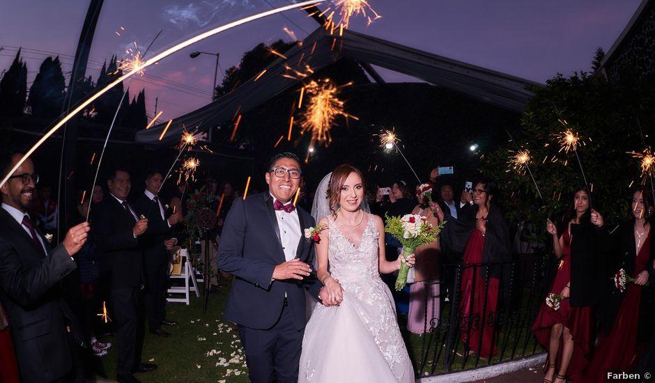 La boda de Jorge y Nallely en Xochimilco, Ciudad de México
