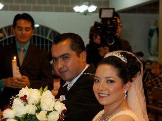La boda de Evelyn y Gabriel 1