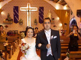 La boda de Evelyn y Gabriel