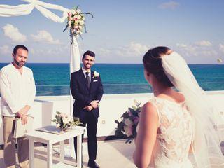La boda de Whitney y Andrew 1