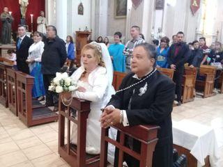 La boda de Patty y Alex