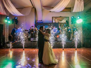 La boda de Tanya  y Martín  2