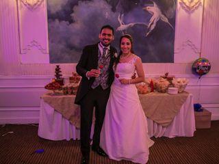La boda de Tanya  y Martín  3