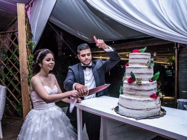 La boda de Vanesa y Emanuel