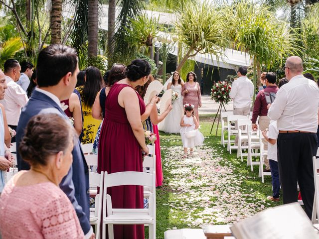 La boda de Alfredo y Roxanna en Cuernavaca, Morelos 3