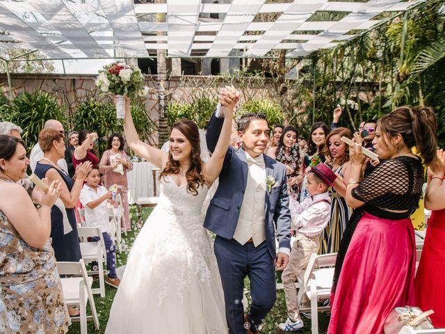 La boda de Alfredo y Roxanna en Cuernavaca, Morelos 5