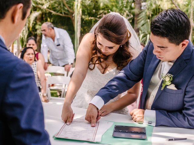 La boda de Alfredo y Roxanna en Cuernavaca, Morelos 6