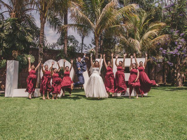 La boda de Alfredo y Roxanna en Cuernavaca, Morelos 7