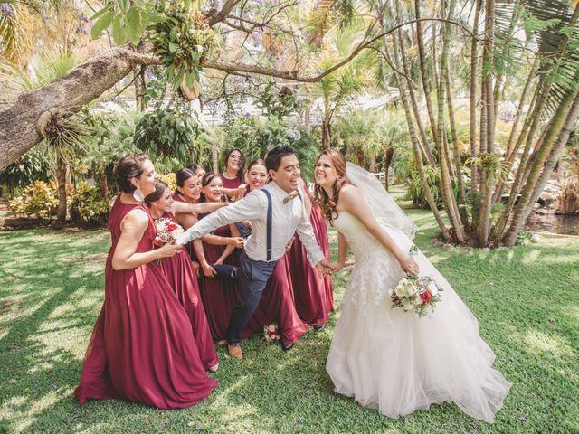 La boda de Alfredo y Roxanna en Cuernavaca, Morelos 8