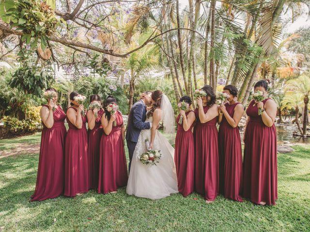 La boda de Alfredo y Roxanna en Cuernavaca, Morelos 9