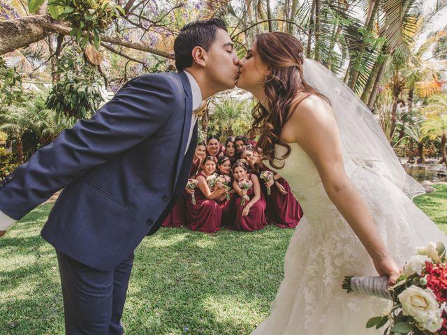 La boda de Alfredo y Roxanna en Cuernavaca, Morelos 10