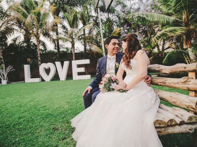 La boda de Alfredo y Roxanna en Cuernavaca, Morelos 11