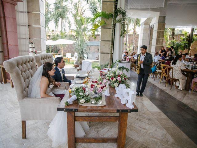 La boda de Alfredo y Roxanna en Cuernavaca, Morelos 15