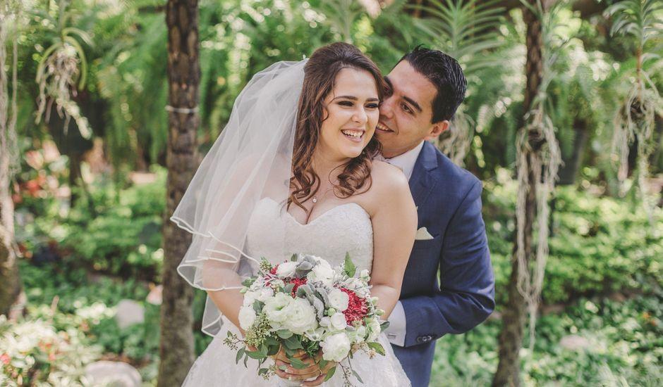 La boda de Alfredo y Roxanna en Cuernavaca, Morelos
