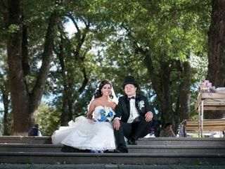 La boda de Michel y Luis