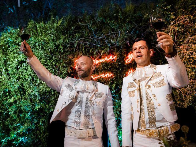 La boda de Oswaldo y Raúl
