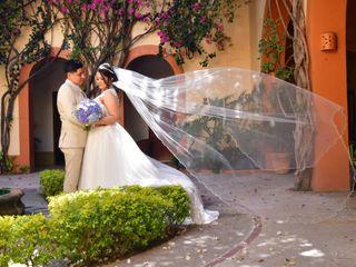 La boda de Noemí y César