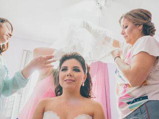 La boda de Jass y Román 1