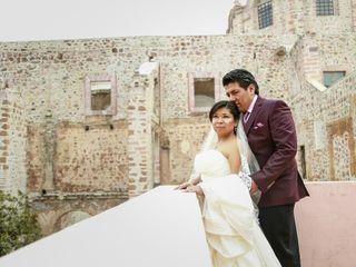 La boda de Cristóbal y Lilia 3
