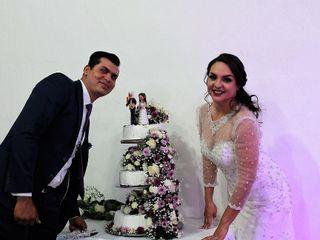 La boda de Karina y David 1