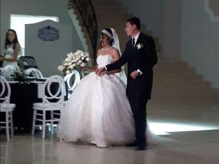 La boda de Selene  y Adán  1