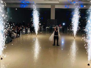 La boda de Selene  y Adán  2