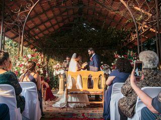 La boda de Mariana y Oscar 1
