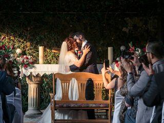 La boda de Mariana y Oscar