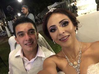 La boda de Fernando Iván y Sandra Ibeth