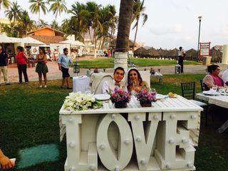 La boda de Fernando Iván y Sandra Ibeth 2