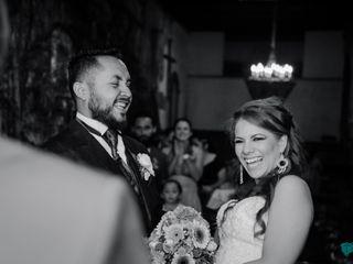 La boda de Delia y Juan 1