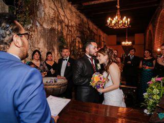 La boda de Delia y Juan 2