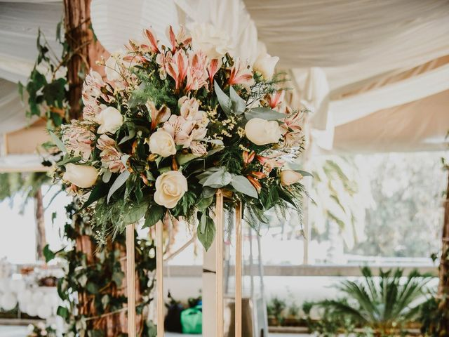 La boda de Gustavo y Isabell en Cuautitlán Izcalli, Estado México 6