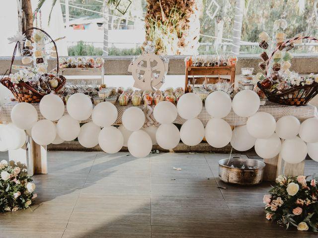 La boda de Gustavo y Isabell en Cuautitlán Izcalli, Estado México 9