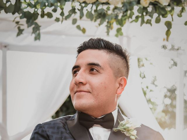 La boda de Gustavo y Isabell en Cuautitlán Izcalli, Estado México 18