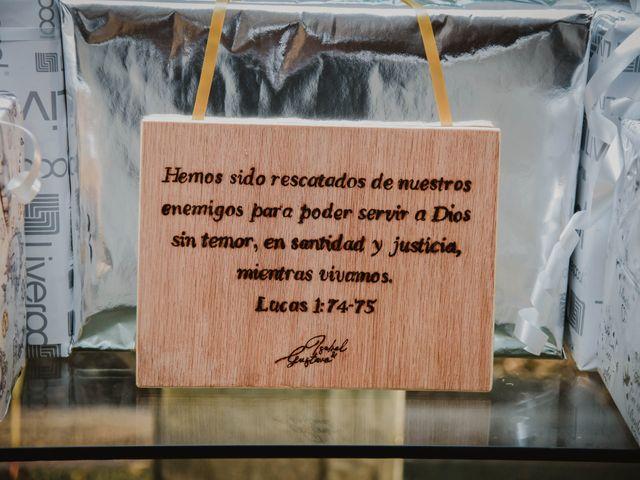 La boda de Gustavo y Isabell en Cuautitlán Izcalli, Estado México 30