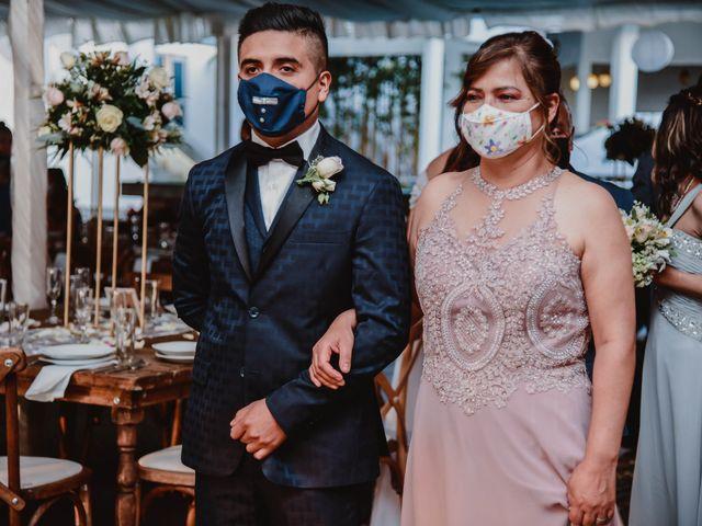 La boda de Gustavo y Isabell en Cuautitlán Izcalli, Estado México 31