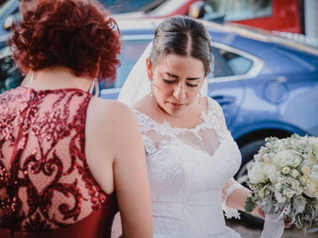 La boda de Gustavo y Isabell en Cuautitlán Izcalli, Estado México 35