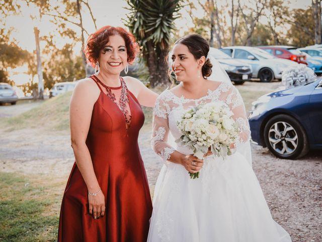 La boda de Gustavo y Isabell en Cuautitlán Izcalli, Estado México 38