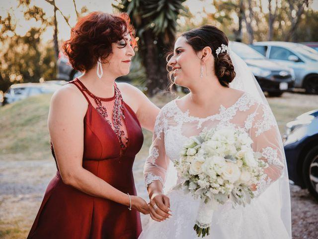 La boda de Gustavo y Isabell en Cuautitlán Izcalli, Estado México 40