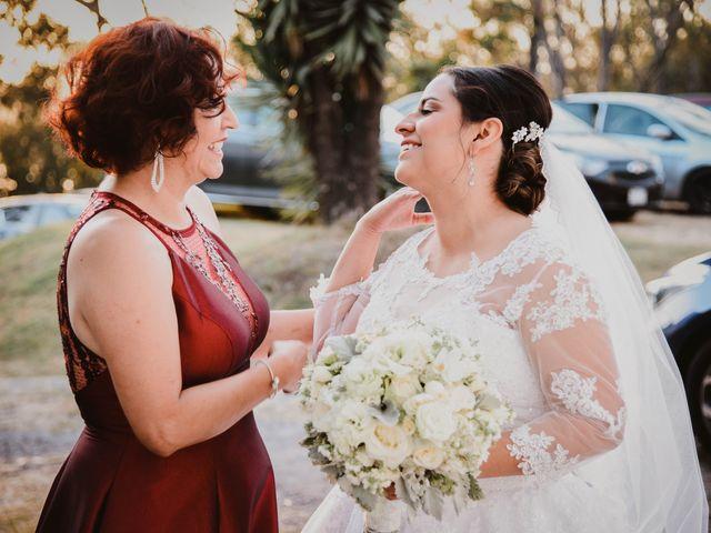 La boda de Gustavo y Isabell en Cuautitlán Izcalli, Estado México 41