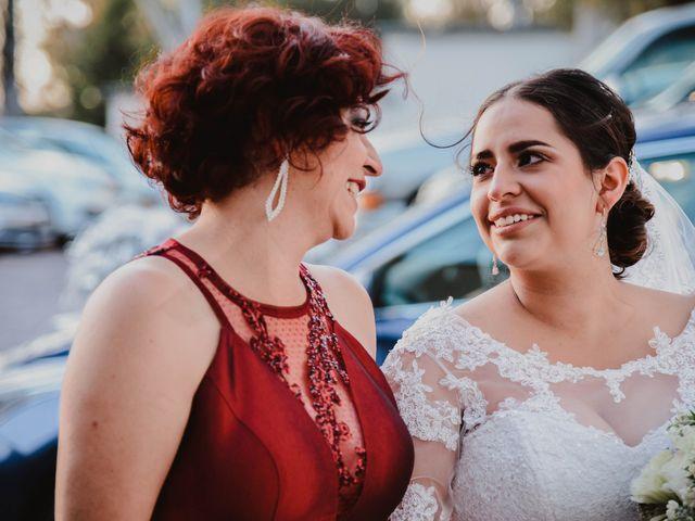 La boda de Gustavo y Isabell en Cuautitlán Izcalli, Estado México 44