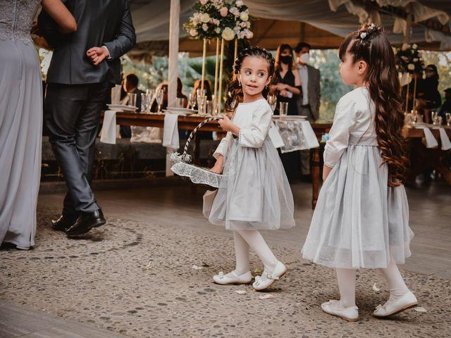 La boda de Gustavo y Isabell en Cuautitlán Izcalli, Estado México 46