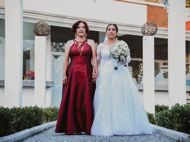 La boda de Gustavo y Isabell en Cuautitlán Izcalli, Estado México 47