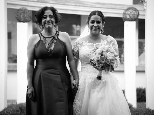 La boda de Gustavo y Isabell en Cuautitlán Izcalli, Estado México 48