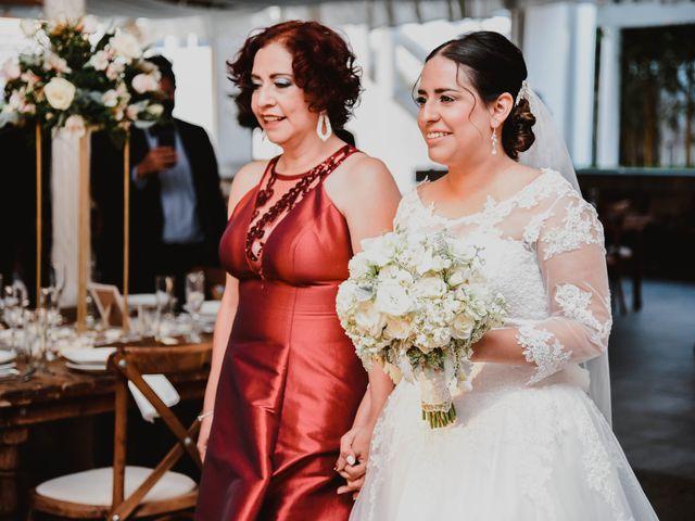 La boda de Gustavo y Isabell en Cuautitlán Izcalli, Estado México 50