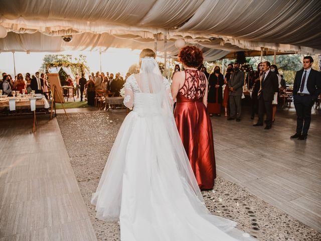 La boda de Gustavo y Isabell en Cuautitlán Izcalli, Estado México 51