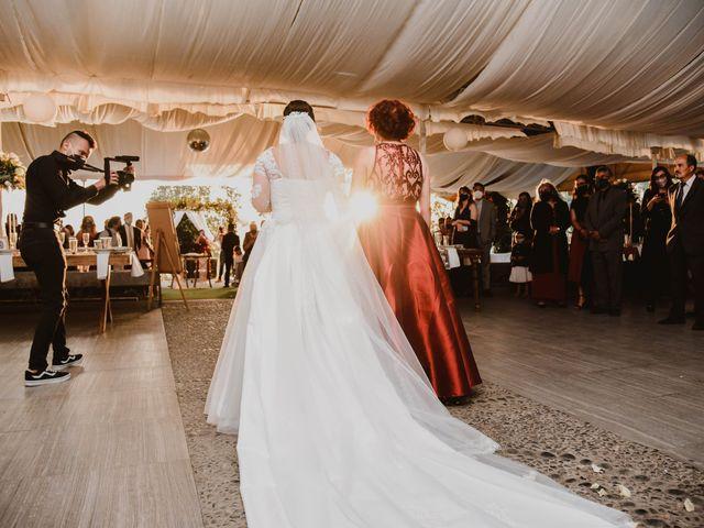 La boda de Gustavo y Isabell en Cuautitlán Izcalli, Estado México 52