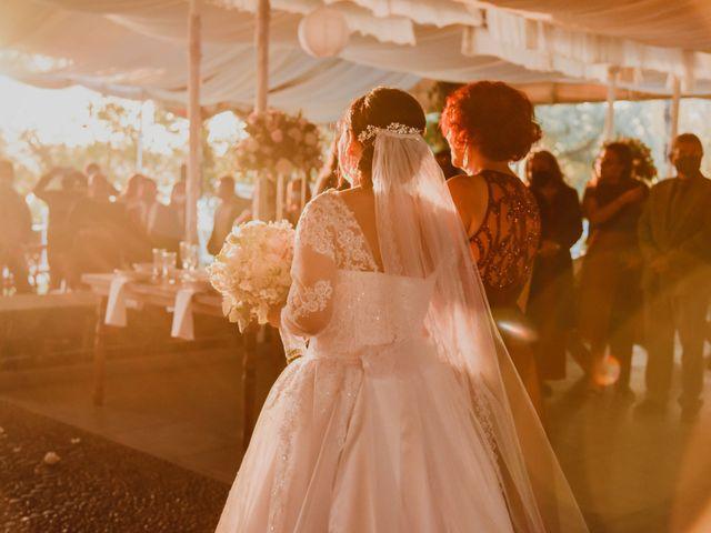 La boda de Gustavo y Isabell en Cuautitlán Izcalli, Estado México 53